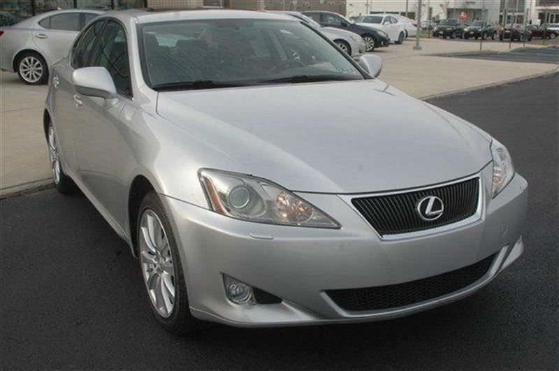 2007 Lexus IS 250 Base Trim - 8102063 - 4