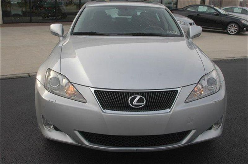 2007 Lexus IS 250 Base Trim - 8102063 - 5