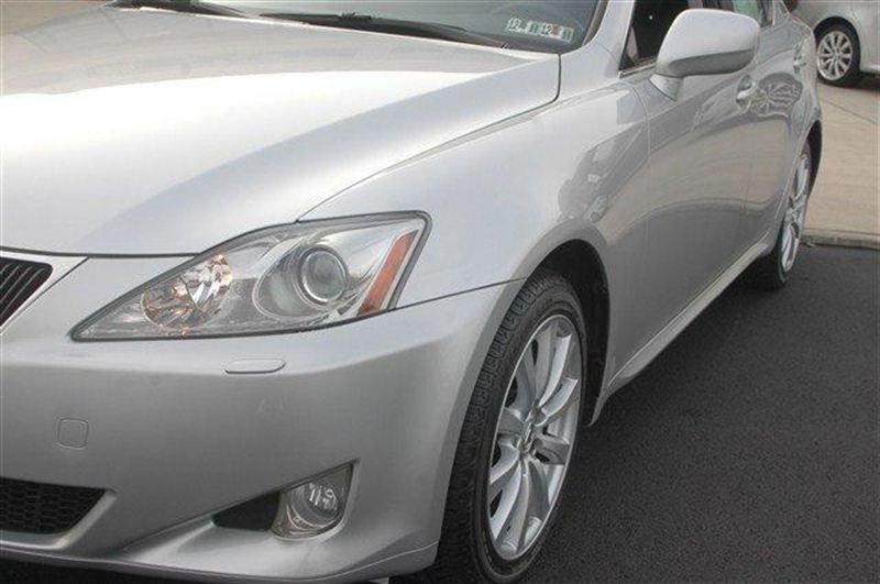 2007 Lexus IS 250 Base Trim - 8102063 - 6