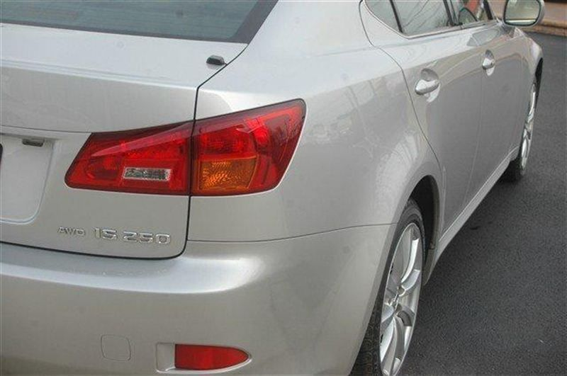 2007 Lexus IS 250 Base Trim - 8102063 - 8
