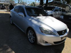 2007 Lexus IS 250 - JTHBK262475034137