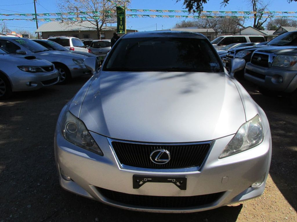 2007 Lexus IS 250  Sedan - JTHBK262475034137 - 1