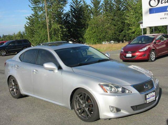2007 Lexus IS 350 4dr Sport Sedan Automatic Sedan   JTHBE262375014615   1