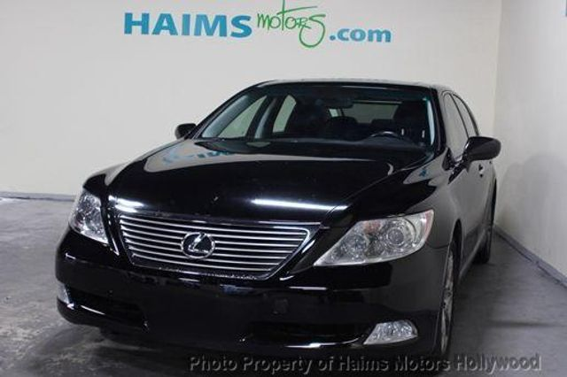 2007 Lexus LS 460 Base Trim   11561850   0