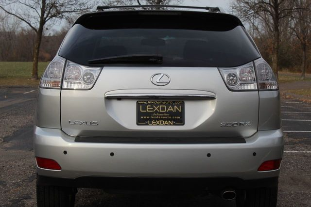 2007 Lexus RX 350 AWD RX350 LEATHER MOONROOF - Click to see full-size photo viewer