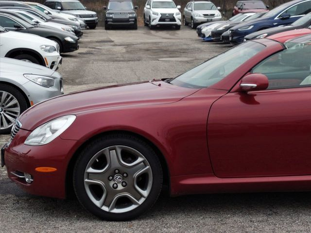 2007 Lexus SC 430 2dr Convertible - Click to see full-size photo viewer