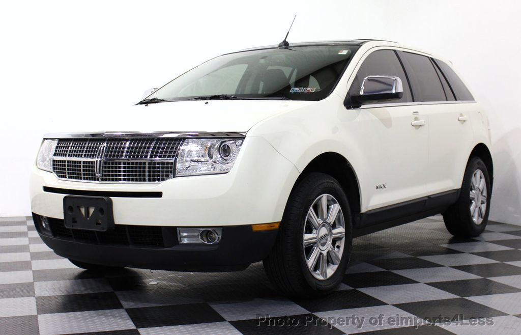 2007 Used LINCOLN MKX MKX AWD ULTIMATE ELITE NAVIGATION At