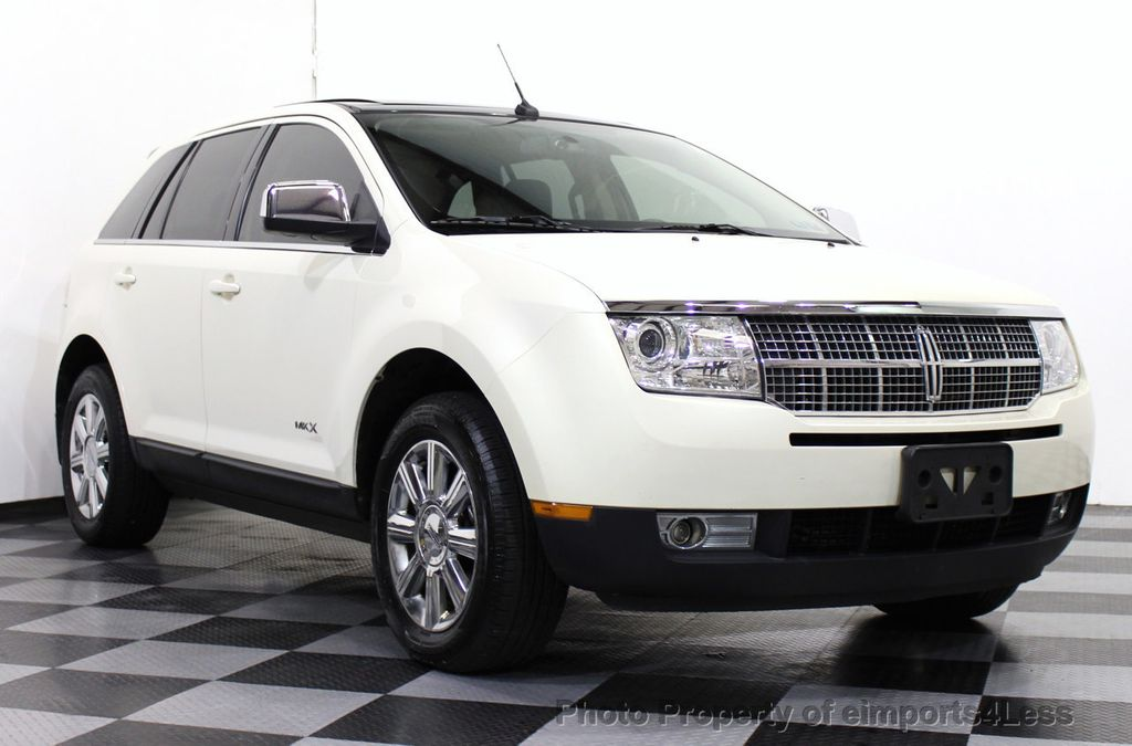 2007 used lincoln mkx mkx awd ultimate elite navigation at eimports4less serving doylestown. Black Bedroom Furniture Sets. Home Design Ideas