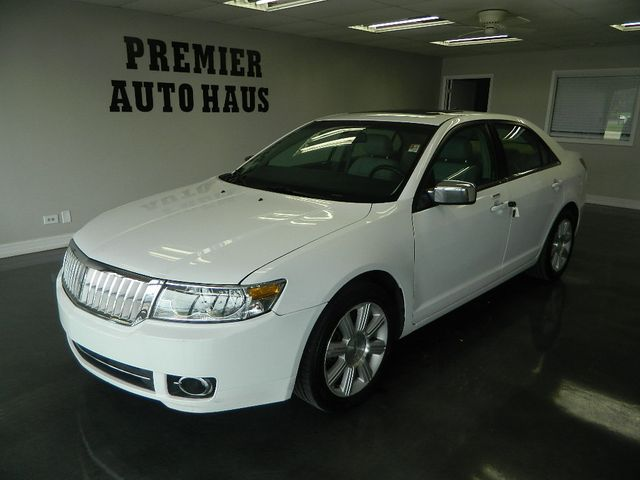 2007 Lincoln MKZ 2007 LINCOLN MKZ 4DR AWD ALL WHEEL DRIVE