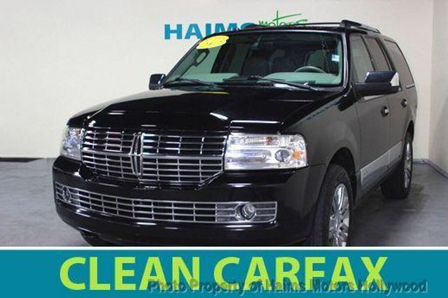 2007 Used LINCOLN Navigator Luxury at Haims Motors Serving Fort ...