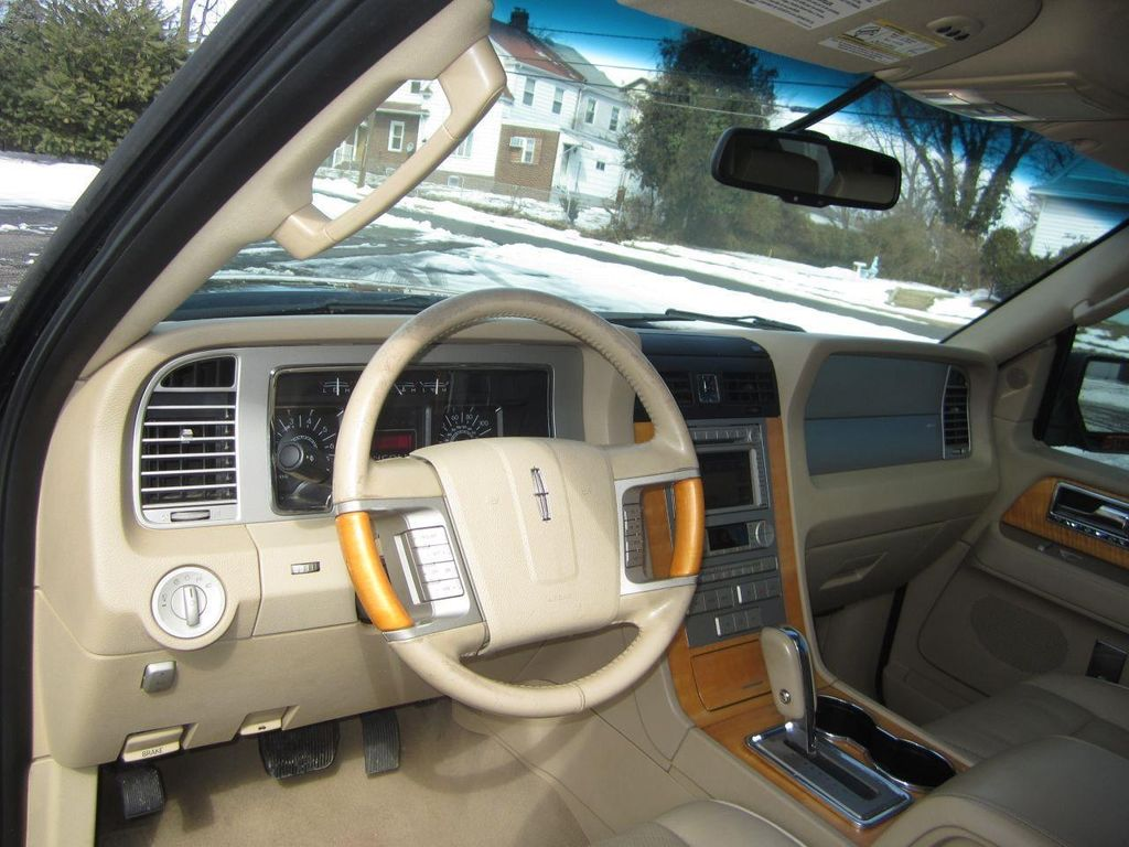 2007 Used LINCOLN Navigator L L / AWD / 4X4 / LUXURY at Contact Us ...