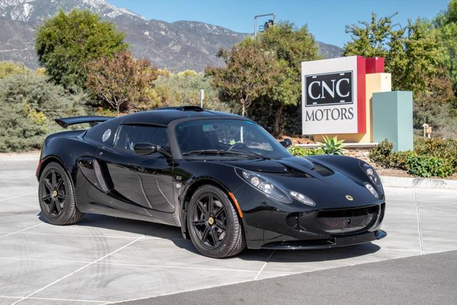 2007 Lotus Exige 2dr Coupe S