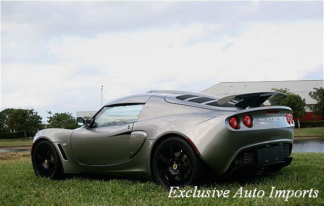 2007 Lotus Exige S Supercharged - Click to see full-size photo viewer