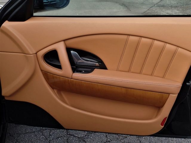 2007 Maserati Quattroporte Base Trim - Click to see full-size photo viewer
