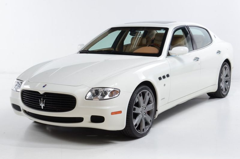 2007 Used Maserati Quattroporte Executive Gt At Dixie Motors