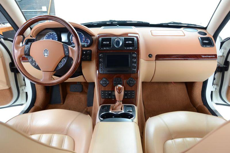Used Maserati Quattroporte >> 2007 Used Maserati Quattroporte Executive Gt At Dixie Motors Serving Nashville Franklin Murfeesboro Tn Iid 7033775