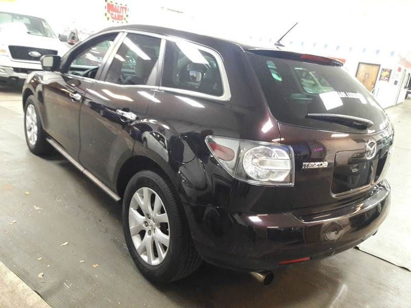 2007 used mazda cx 7 awd 4dr grand touring at contact us. Black Bedroom Furniture Sets. Home Design Ideas