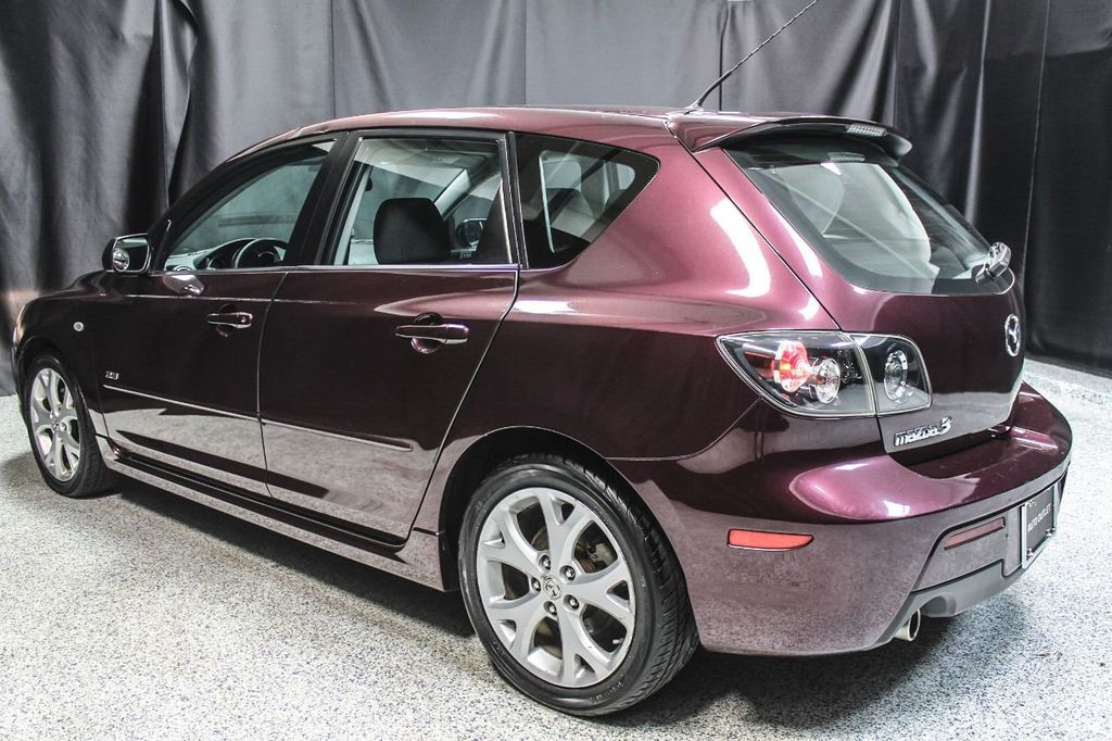 Mazda 3 Hatchback Used >> 2007 Used Mazda Mazda3 s Sport at Auto Outlet Serving ...