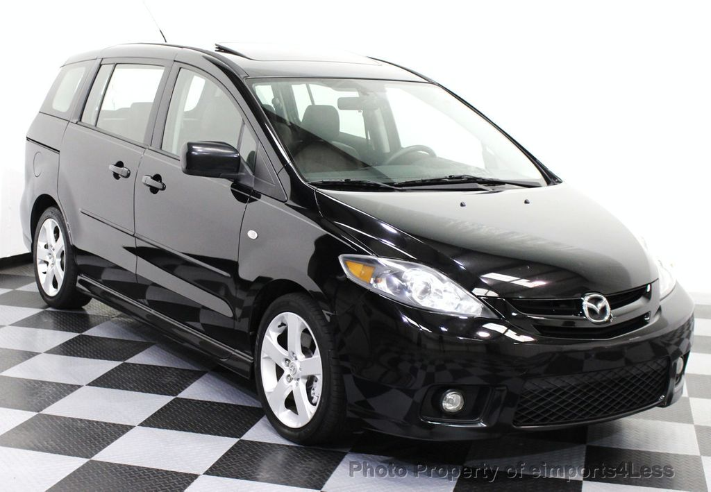 2007 used mazda mazda5 4dr wagon automatic grand touring at eimports4less serving doylestown. Black Bedroom Furniture Sets. Home Design Ideas