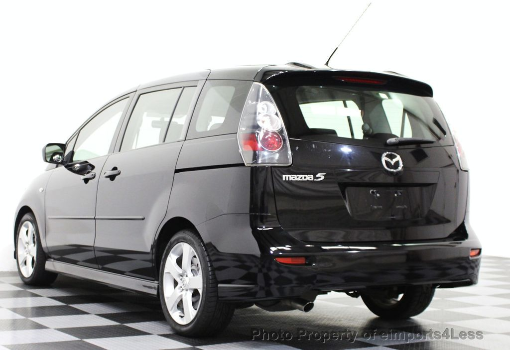 2007 used mazda mazda5 4dr wagon automatic grand touring. Black Bedroom Furniture Sets. Home Design Ideas