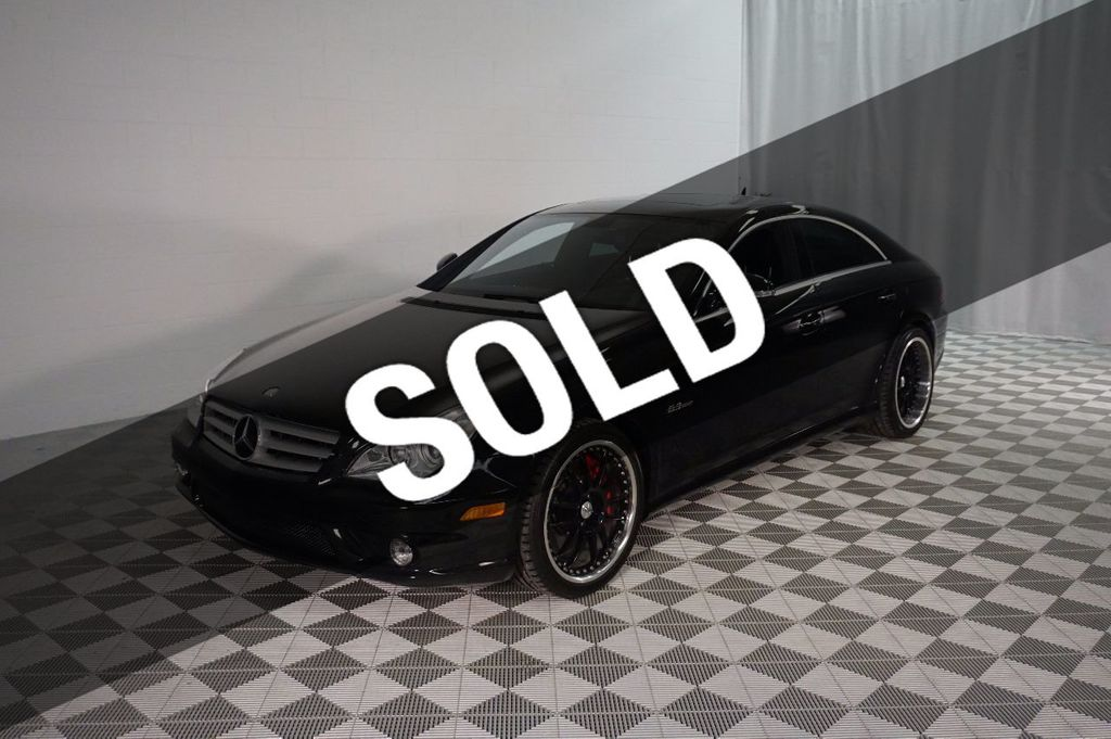 2007 Used Mercedes Benz 4dr Coupe 6 3l Amg At Kip Sheward