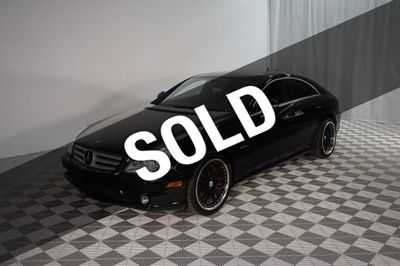 2007 Mercedes-Benz 4dr Coupe 6.3L AMG