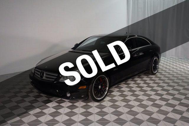 2007 mercedes benz cls 4dr coupe 6 3l amg coupe for sale novi mi 30 000. Black Bedroom Furniture Sets. Home Design Ideas