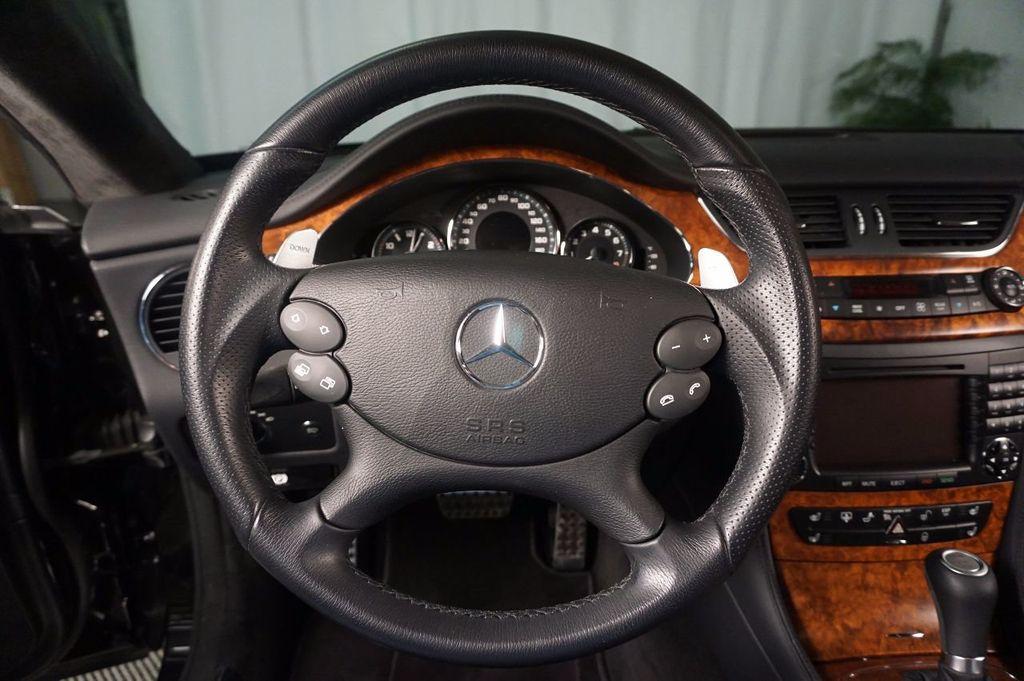 2007 Mercedes-Benz CLS 4dr Coupe 6.3L AMG - 15780066 - 14
