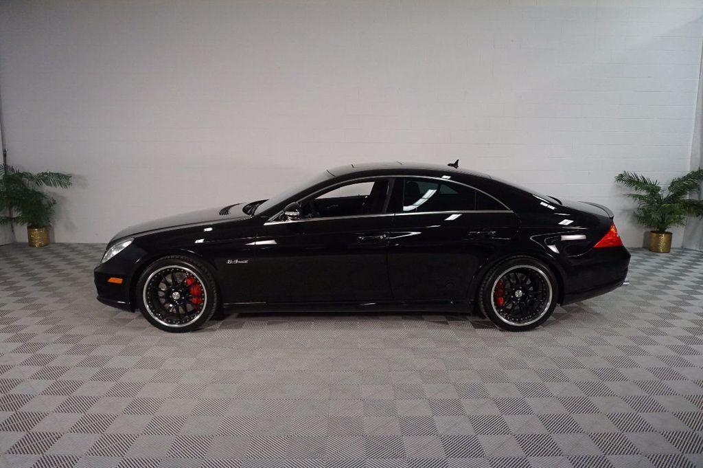 2007 Mercedes-Benz CLS 4dr Coupe 6.3L AMG - 15780066 - 1