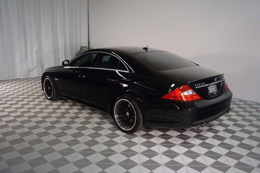 2007 Mercedes-Benz CLS 4dr Coupe 6.3L AMG - 15780066 - 2