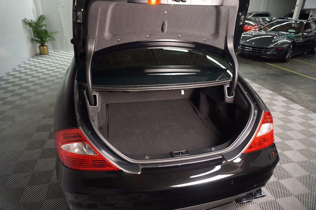 2007 Mercedes-Benz CLS 4dr Coupe 6.3L AMG - 15780066 - 35