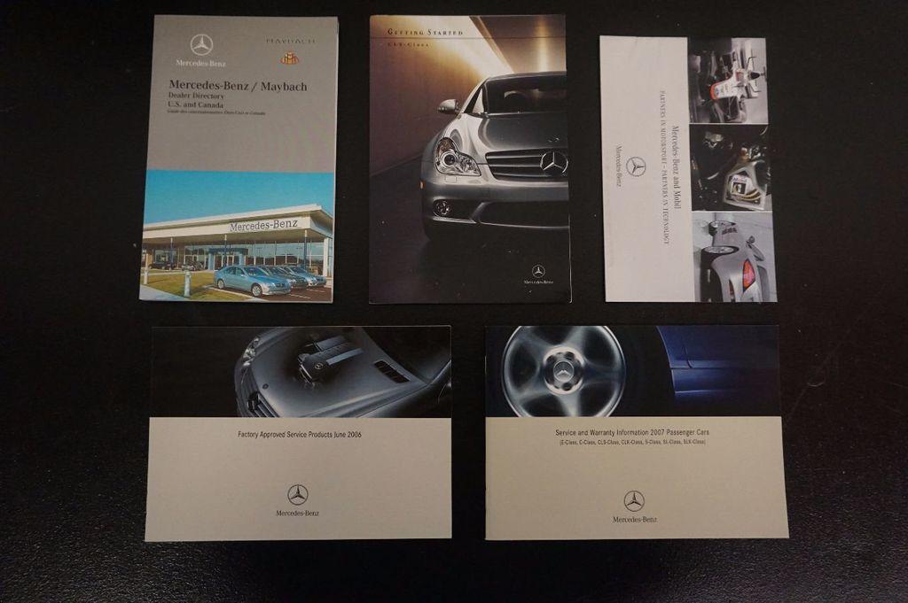 2007 Mercedes-Benz CLS 4dr Coupe 6.3L AMG - 15780066 - 46