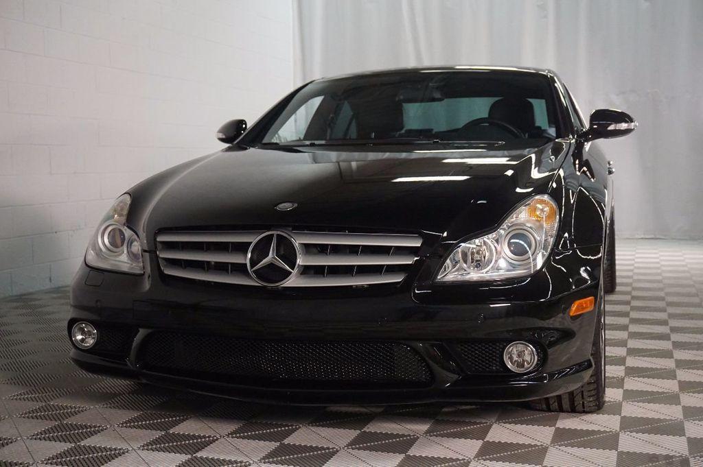2007 Mercedes-Benz CLS 4dr Coupe 6.3L AMG - 15780066 - 4