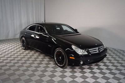 2007 Mercedes-Benz  4dr Coupe 6.3L AMG - Click to see full-size photo viewer