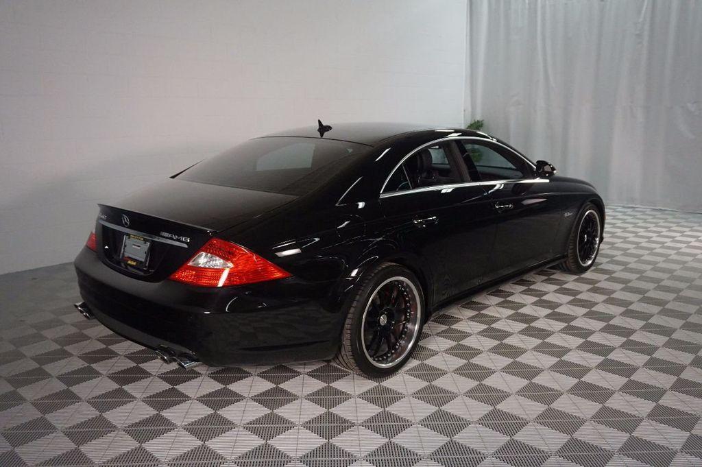 2007 Mercedes-Benz CLS 4dr Coupe 6.3L AMG - 15780066 - 7