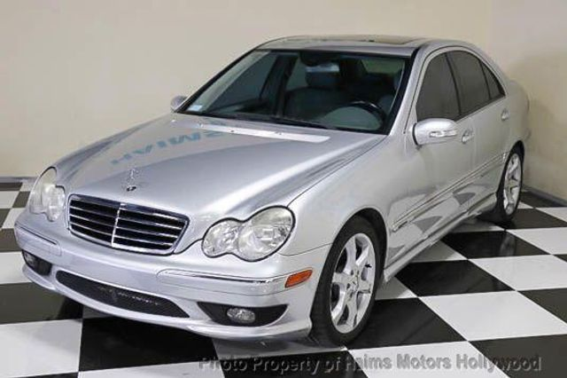 2007 used mercedes benz c class c230 4dr sdn 2 5l sport for Mercedes benz c230 sport 2007