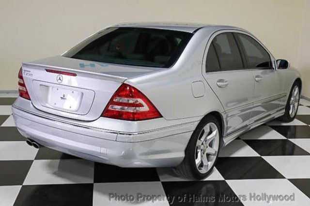 2007 Used Mercedes Benz C Class C230 4dr Sdn 2 5l Sport