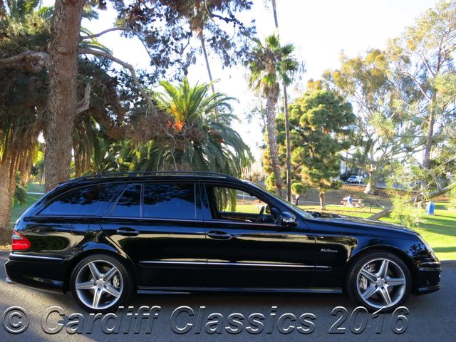 2007 Used Mercedes-Benz E63 AMG Wagon at Cardiff Classics ...