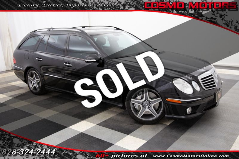 2007 Used Mercedes-Benz 4dr Wagon 6 3L AMG RWD at Cosmo Motors Serving  Hickory, NC, IID 18712489