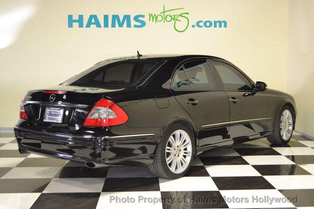 2007 Used Mercedes Benz E Class E350 4dr Sedan 3 5l Rwd At