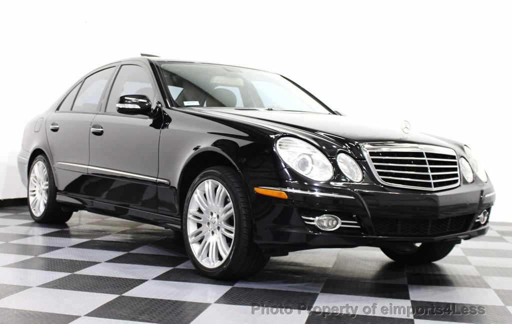 2007 used mercedes benz e class e350 sport package sedan. Black Bedroom Furniture Sets. Home Design Ideas