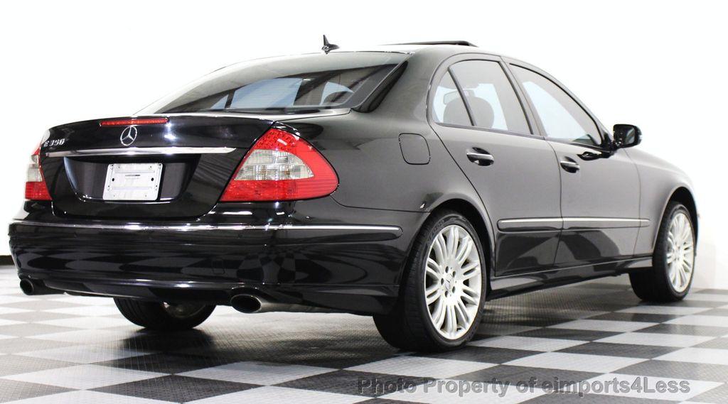 2007 mercedes benz e class e350 sport package sedan navigation 15428735 19