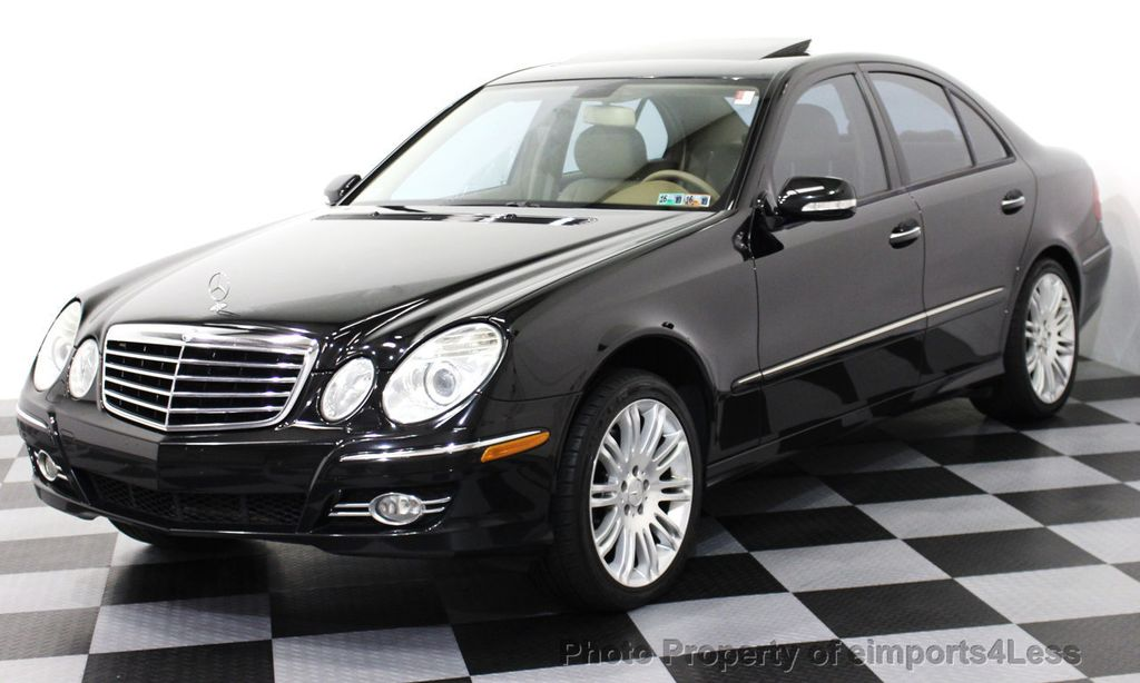 2007 used mercedes benz e class e350 sport package sedan for Used mercedes benz e350 coupe