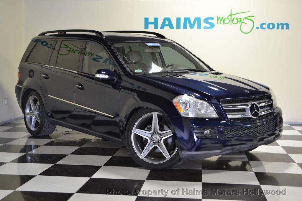 Mercedes Benz Dealership >> 2007 Used Mercedes-Benz GL-Class GL450 4MATIC 4dr 4.7L at ...