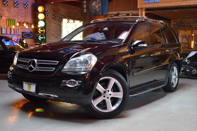 2007 Mercedes-Benz GL-Class GL450 4MATIC 4dr 4 7L SUV for Sale Summit Argo,  IL - $7,985 - Motorcar com