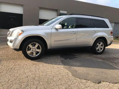 2007 Mercedes-Benz GL-Class GL450 4MATIC 4dr 4.7L - Click to see full-size photo viewer
