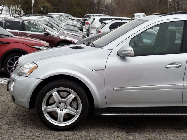 2007 Mercedes-Benz  4MATIC 4dr 6.3L AMG - Click to see full-size photo viewer