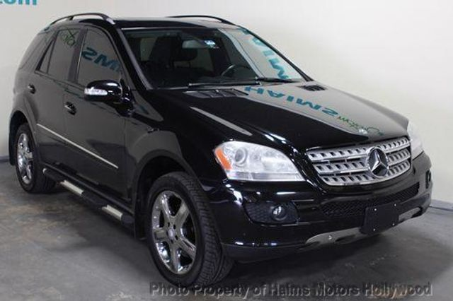 2007 Mercedes Benz M Cl Ml500 11542843 2