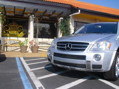 2007 Mercedes-Benz ML63 4MATIC 4dr 6.3L AMG SUV