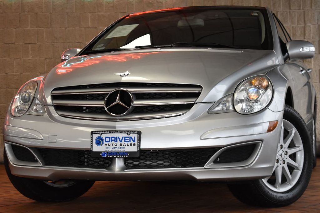 2007 Used Mercedes Benz R Class R350 4matic 4dr 35l At Driven Auto 2005 Fuel Filter Location 15514793